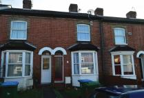 Terraced home for sale in Church Road, Southampton...