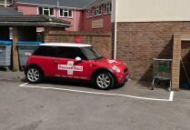 Lansdowne Road Parking