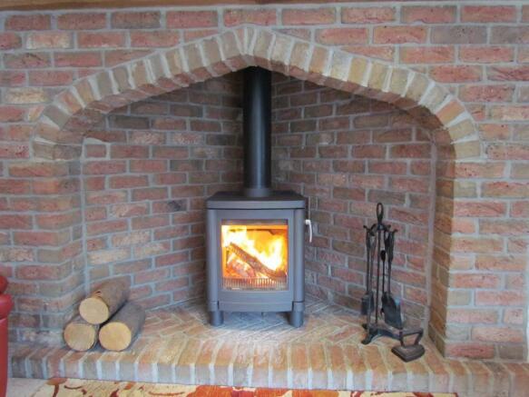 Handol Wood Burner