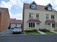 4 bedroom semi detached property in Green Crescent...