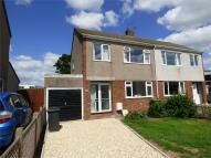3 bed semi detached house to rent in Holmwood Close...