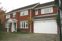 Detached property to rent in 4 Bed Detached House...