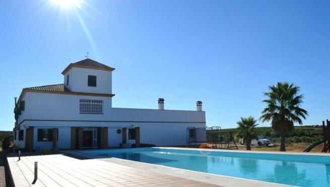 20x7m private pool