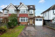 4 bedroom semi detached home in London Road Ewell
