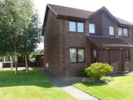 semi detached house in Carronbank Court, Carron...