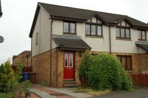 semi detached property to rent in Dundee Place, Falkirk...