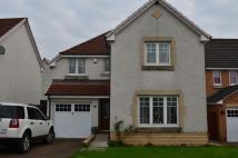 4 bed Detached home to rent in BRYSON PLACE, Larbert...
