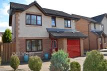 4 bedroom Detached property in Kennedy Way, Airth