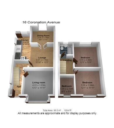 16 Coronation floor
