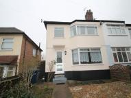 3 bedroom semi detached home in Valley View, Barnet, EN5