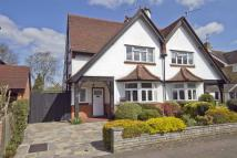 semi detached property to rent in Manor Road, Ruislip