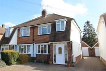 3 bed semi detached home for sale in Copthall Road West...