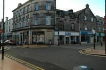 Studio flat to rent in High Street, Alloa, FK10
