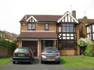 Detached property to rent in Cornwall Way, Hinckley