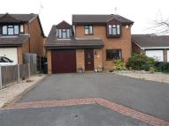 Detached home in Benbow Close, Hinckley