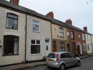 Terraced house in Keats Lane, Earl Shilton...