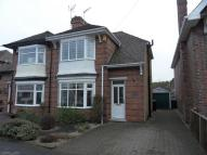 Forresters Road semi detached property to rent