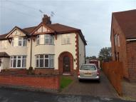 3 bedroom semi detached home in Woodland Road, Hinckley