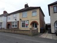 3 bed semi detached property in Netherley Road, Hinckley