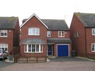 Detached property to rent in Pinfold Close, Hinckley