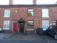 Terraced house in Derby Road, Hinckley