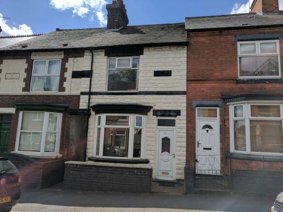 3 Bedroom Terraced House For Sale In Queens Road Hinckley Le10