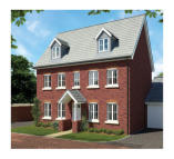 5 bed new home for sale in Weston Crewe Cheshire...