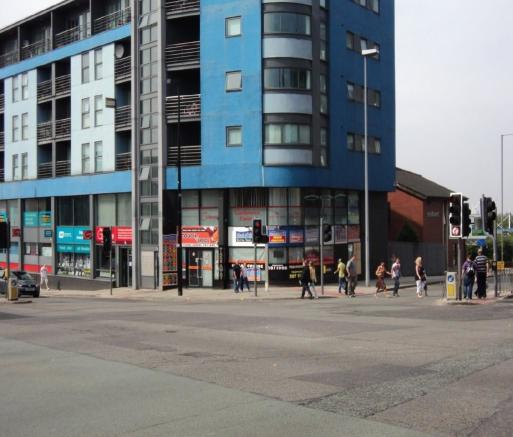 Shop To Rent In 75 London Road, Liverpool, L3 8HY, L3