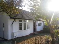 2 bed Bungalow in Lawrence road...