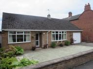 Detached Bungalow for sale in Stanhope Road...