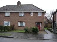 1 bed Ground Flat to rent in Elkins Road, Wymondham...