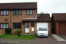 3 bed semi detached house to rent in Nutwood Close, Taverham...