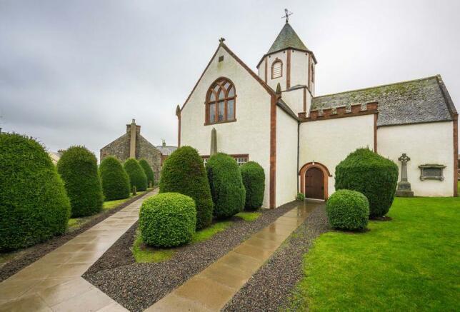 Lauder Church