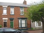 Terraced house in Brandling Street...