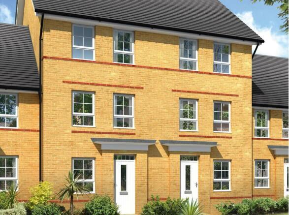 Typical Faversham exterior