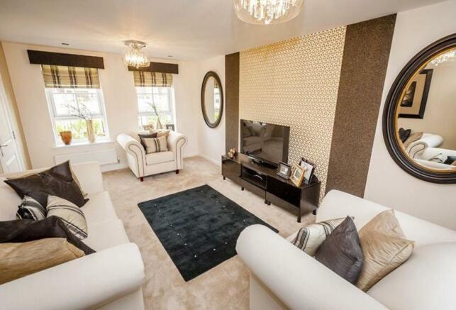 Typical Faringdon lounge