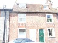 Terraced home in Sun Street, Lewes