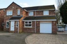 Detached home in Back Lane, Castleford