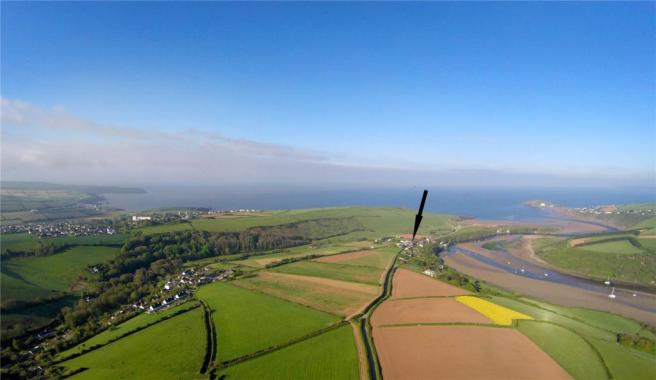 Bantham Aerial