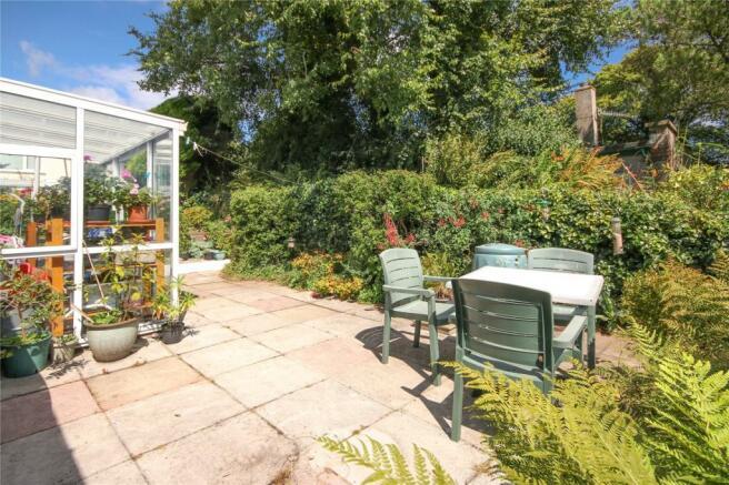 Rear Garden 1