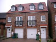 4 bed Terraced house to rent in Hornby Court, York