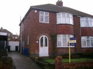 semi detached house to rent in Thief Lane, York