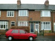 Main Avenue. Terraced house to rent