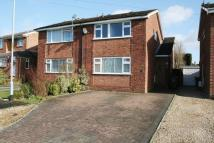 3 bedroom semi detached property in Grayshott Close...