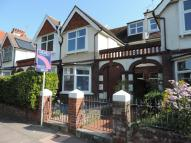 Terraced house to rent in Victoria Drive Eastbourne