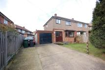 3 bed semi detached house in Grosvenor Avenue...