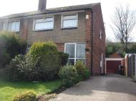 semi detached property to rent in Hall Road, Rotherham, S60