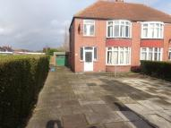 semi detached house in Osbert Road, Rotherham...