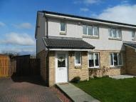 3 bedroom semi detached home in Bluebell Wynd, Wishaw...