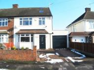 Rayleigh Road semi detached property to rent